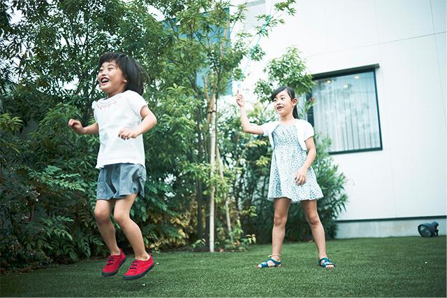 生活を脅かす!? 子どもの運動能力低下